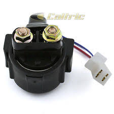 yamaha breeze starter parts accessories starter relay solenoid fits yamaha breeze 125 yfa 1989 2004 atv new fits