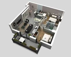 one bedroom apartment design. 50 two \ one bedroom apartment design