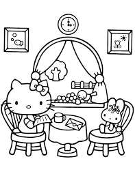 Restaurant Coloring Pages Nick Jr Download Sheets Menu Seaahco