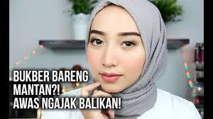 tutorial makeup natural ala wardah
