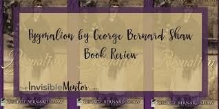 pyg on by george bernard shaw book review