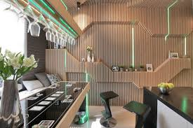 Small Picture Cool Modern Kitchen Ideal For Entertaining iDesignArch