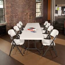 Lifetime Tables In Church Settings - Heavy duty dining room chairs
