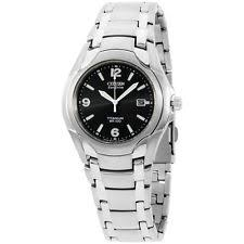 mens citizen eco drive watch citizen men s bm6060 57f eco drive 180 wr100 titanium bracelet watch
