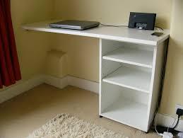 white floating desk with storage uk ayresmarcus