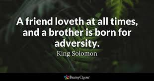 Brotherly Love Quotes Unique Brother Quotes BrainyQuote
