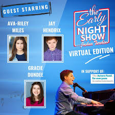 S4 Ep14 – Ava-Riley Miles, Jay Hendrix, Gracie Dundee | Broadway Podcast  Network