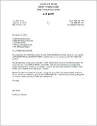 Word Doc Cover Letter Template Cover Letter Template Word Job Format In Offer Free Download