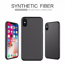 <b>Чехол Nillkin</b> Synthetic Fiber для <b>Apple</b> iPhone X (5.8), цена 1260 ...