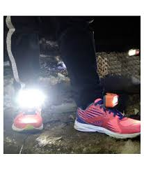 Best Lights For Running At Night Led Shoe Lights With 3 White Light For Night And Early