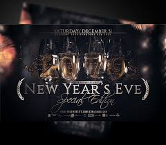 new year s template new years eve flyer template v5