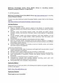Sample Email To Send Resume For Job Luxury Cv Cover Letter It Sample