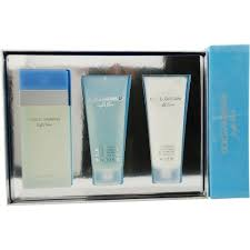 D \u0026 G Light Blue For Women Gift Set alternate view 1 Dolce Gabbana Sets