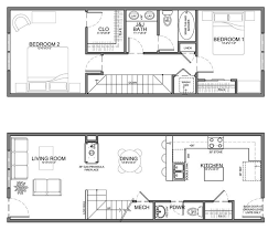 narrow small house plans new 222 best my narrow house plan images on of narrow