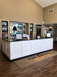 Front Office Designs Gorgeous The Front Desk In Our Lobby Be Prepared To Be Greeted By A Member