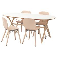 ikea slÄhult dalshult svenbertil table and 4 chairs