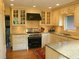 Favorite Cream Colored Kitchen Cabinets With 15 Images Geparden