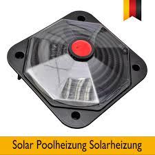 Details About Solar Poolheizung Solarheizung Solarkollektor Heizung Schwimmbad 3 Wege Ventil