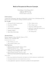 Free Medical Assistant Resume Here Are Resume Template Medical