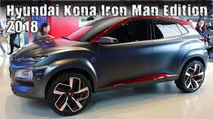 2018 hyundai kona interior. modren interior allnew 2018 hyundai kona iron man special edition throughout hyundai kona interior