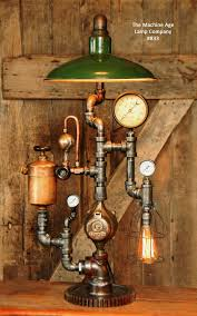 steampunk lighting. Steampunk Lighting