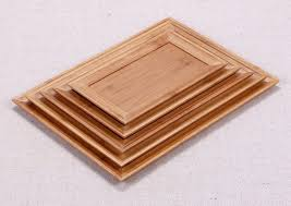 Japan Tray food Storage Kungfu Tea Bamboo fruit For Style Solid Brqp7B