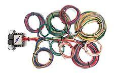 kwik wire parts accessories kwik wire 8 circuit street rod wiring harness gm ford mopar