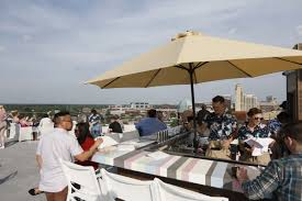 Quirk Hotel opens rooftop bar