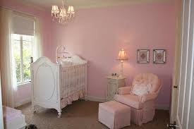 Adorable Pink Nursery for Girls