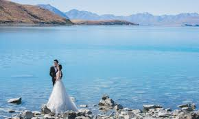 the next six months is the best time to book your new zealand south island pre wedding new zealand s spring and summer time have the best weather and
