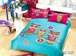 owls bedding set owl comforter set king 3 twin single kids bedding queen size 8