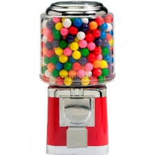 Bulk Candy Vending Machine Impressive Classic Gumball Candy Vending Machine