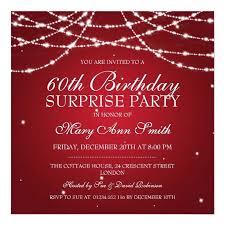 Invitations 60th Birthday Party Templates Invitation Free Download