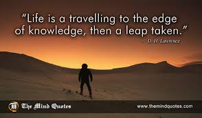 Quotes About The Desert Beauty Best of D H Lawrence Quotes On Life And Travel Themindquotes