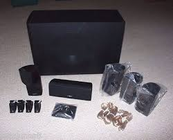 lennox home theater system. lennox ln-7 high definition home theater system new audio speakers w/ manual