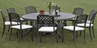 Family Outdoor Dining Table  Large Aluminium Outdoor Tables Aluminium Outdoor Furniture