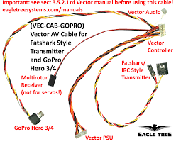vector flight controller osd eagleeyes fpv ground station compatibility