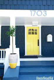 blue front doorsFront Doors  Navy Blue Front Door And Shutters Navy Blue