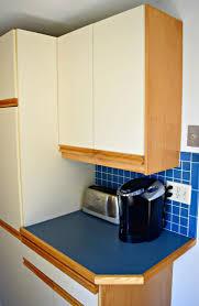 Tips For Updating Melamine Cabinets With Oak Trim Hometalk Design