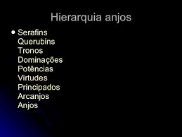 Resultado de imagem para IMAGENS DE ANJOS, ARCANJOS, QUERUBINS E SERAFINS