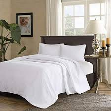 120 x 120 king bedspread. Fine King Du0026H 3 Piece 120 X 118 Oversized White King Bedspread To The Floor Extra  Long And X