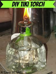 patron bottle torch