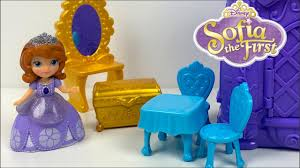 Sofia The First Bedroom Disney Princess Sofia The First Castle Bedroom Playset With Fold