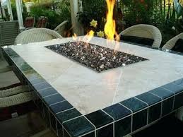 natural gas fire pit table fire table 1 natural gas fire pit table round