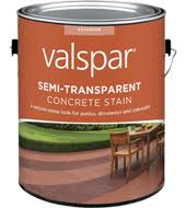 Valspar Sandstone Color Chart Valspar Semi Transparent Concrete Stain Available Colors