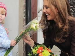 Billingham tot steals limelight on Duchess of Cambridge visit ...