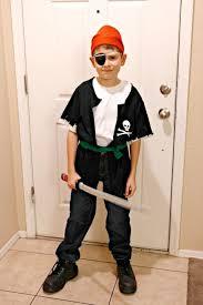 5 minute pirate costume