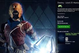 Destiny Buy Spark Of Light Is Bungie Out Of Line Selling 30 Destiny Character Boosts