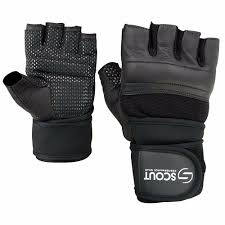 details about weight lifting gloves for men with long wrist wraps gym workout fitness training