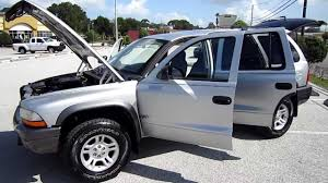 SOLD 2002 Dodge Durango SXT 4X4 Meticulous Motors Inc Florida For ...